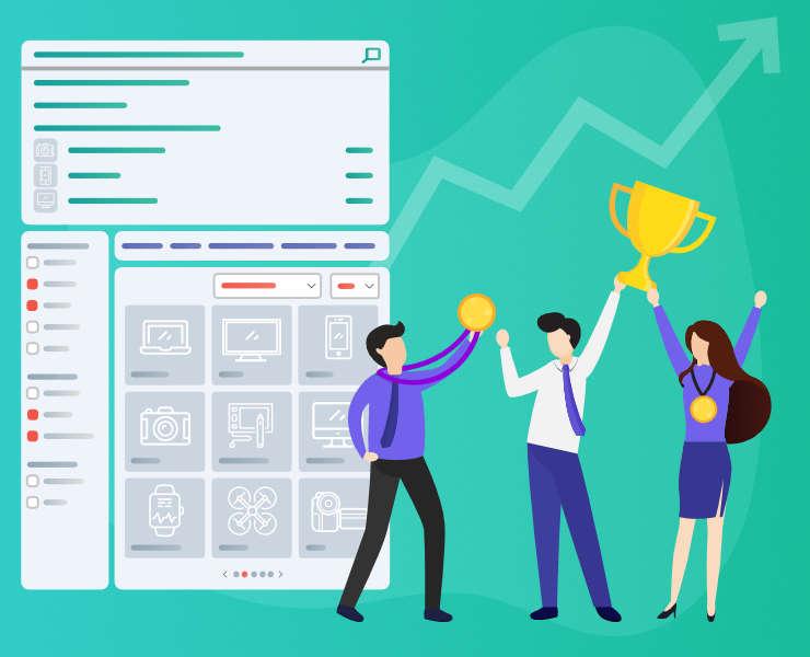 Top 25 Bewährte Praktiken für E-Commerce-Suchfunktionen
