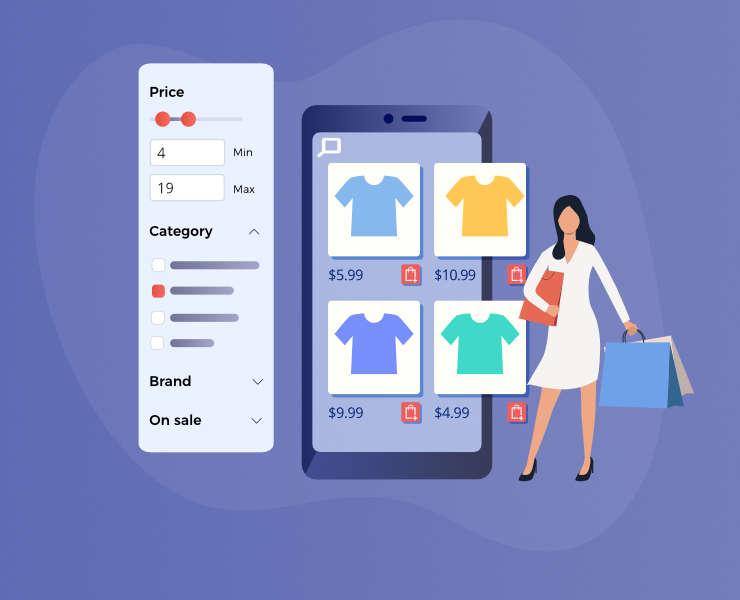 Facettensuche: Der ultimative Leitfaden für E-Commerce-Websites