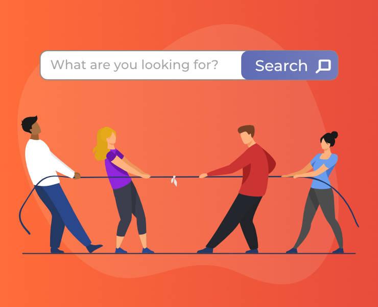 Ecommerce Site Search Solution Comparison