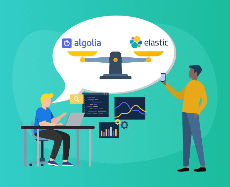 Algolia vs ElasticSearch: How To Choose The Best Site Search For Your Business [+2 Alternatives]