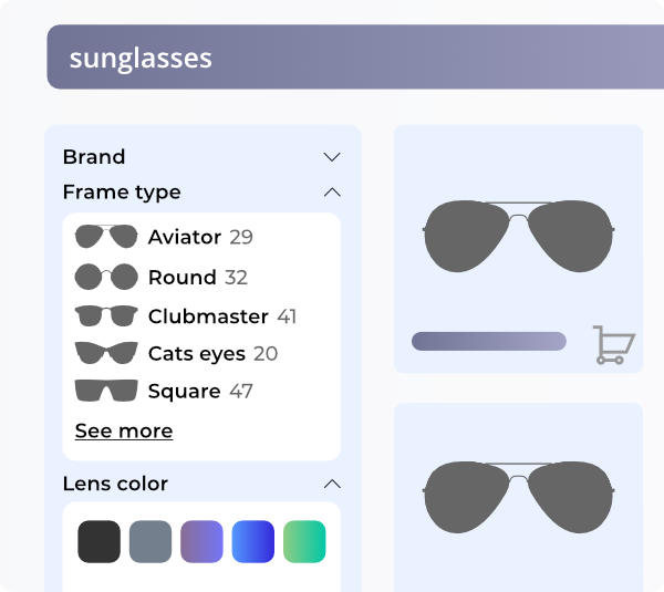 show image instead of text in product filters where you can